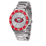 NFL San Francisco 49ers Sparo Key Watch, MPN: XWM2455
