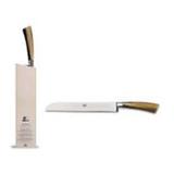 Berti Cutlery Insieme Bread Knife with Cornotech Handle MPN: 92702