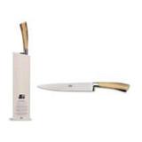 Berti Cutlery Insieme Slicing Knife with Cornotech Handle MPN: 92710