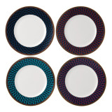 Wedgwood Byzance Accent Salad Plate 7.9 Inch Set Of 4 MPN: 40023961 UPC: 701587314824 Wedgwood Byzance Collection