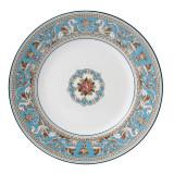 Wedgwood Florentine Turquoise Accent Salad Plate 9 Inch MPN: 50102601005 UPC: 032675016192 Wedgwood Florentine Turquoise Collection