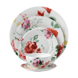 Wedgwood Jasper Conran Floral 5-Piece Place Setting MPN: 40015409 UPC: 701587254670 Wedgwood Jasper Conran Floral Collection