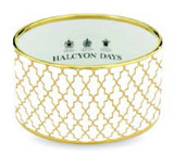 Halcyon Days Agama Print Ivory Small Bangle PBAGA0440GS EAN: 5060171159384