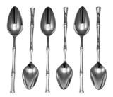 Ricci Argentieri Bamboo Grapefruit Spoon Set MPN: 10138 UPC: 644907101387
