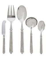 Ricci Argentieri Amalfi 5 Piece Hostess Set MPN: 6201 UPC: 644907062015