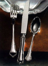 Ricci Argentieri Barocco Sterling 5 Piece Place Setting MPN: 53000 UPC: 644907530002