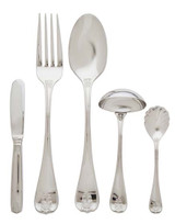 Ricci Argentieri Angela 5 Piece Hostess Set MPN: 7101 UPC: 644907071017