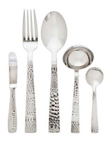 Ricci Argentieri Crocodile 5 Piece Hostess Set MPN: 8201 UPC: 644907082013