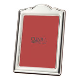 Cunill Barcelona Anniversary 4 x 6 Inch Picture Frame - Sterling Silver MPN: 81046