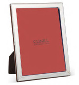 Cunill Barcelona Bead Bevel 5 x 7 Inch Picture Frame - Sterling Silver MPN: 189357