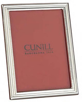 Cunill Barcelona Classic 5 x 7 Inch Picture Frame - Sterling Silver MPN: 188457