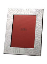 Cunill Barcelona Dundee 6 x 8 Inch Picture Frame - Silverplated MPN: 395013