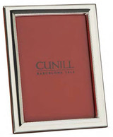 Cunill Barcelona Isabella 7 x 9.5 Inch Picture Frame - Sterling Silver MPN: 80579
