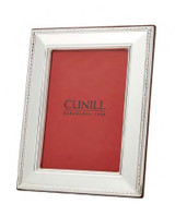 Cunill Barcelona Lexington 4 x 6 Inch Picture Frame - Sterling Silver MPN: 92146