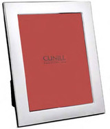 Cunill Barcelona Plain 1 Inch Border 4 x 6 Inch Picture Frame - Sterling Silver MPN: 242500