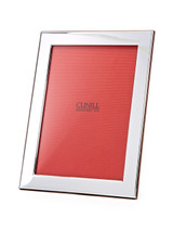 Cunill Plain 1 Inch Border 5 x 7 Inch Picture Frame - Sterling Silver MPN: 242501