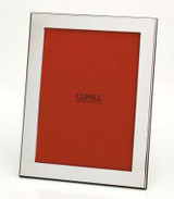 Cunill Barcelona Plain 4 x 6 Inch Picture Frame - Silverplated MPN: 395009