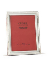 Cunill Barcelona Ribbon 5 x 7 Inch Picture Frame - Sterling Silver MPN: 82457