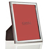 Cunill Barcelona Slim Rope 4 x 6 Inch Picture Frame - Sterling Silver MPN: 87346