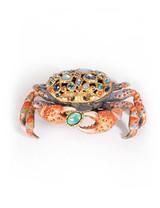 Jay Strongwater Gavin Oceana Crab Box MPN: SDH7332-230