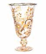 Jay Strongwater Danielle Platinum Vine Floral Vase MPN: SDH2419-295