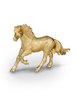 Jay Strongwater Annie Gold Horse Figurine MPN: SDH1873-292