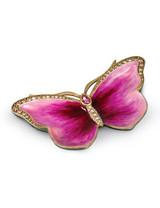 Jay Strongwater Juliet Flora Butterfly Trinket Tray MPN: SDH2390-256
