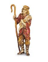 Jay Strongwater Jewel Shepherd Figurine MPN: SDH1814-250