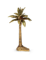Jay Strongwater Natural Palm Tree Objet MPN: SDH1810-280