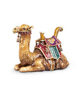 Jay Strongwater Jewel Sitting Camel Figurine MPN: SDH1782-250