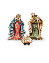 Jay Strongwater Jewel Nativity Figurines MPN: SDH1714-450