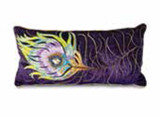 Jay Strongwater Peacock Peacock Feather Pillow MPN: ST4080-208