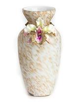 Jay Strongwater Loretta Flora Orchid Vase MPN: SDH2383-256