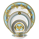 Versace Bleu Prestige Gala 5 Piece Place Setting MPN: 19325-403638-00000