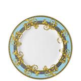 Versace Bleu Prestige Gala Dinner Plate 10 1/2 Inch, MPN: 19325-403638-10227, UPC: 790955989214