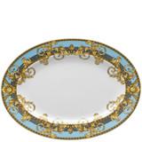 Versace Bleu Prestige Gala Platter 13 1/2 Inch, MPN: 19325-403638-12734, UPC: 790955989276
