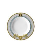 Versace Bleu Prestige Gala Rim Soup Plate, MPN: 19325-403638-10322, UPC: 790955989238
