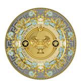 Versace Bleu Prestige Gala Service Plate 11 3/4 Inch, MPN: 19325-403638-10230, UPC: 790955989221