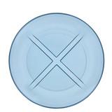 Kosta Boda Bruk Salad Plate Water Blue MPN: 7071603 EAN: 7321646023059