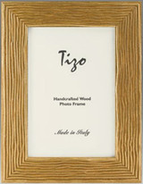 Tizo Gold Mine Wood Picture Frame 4 x 6 Inch MPN: 200GLD-46