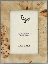 Tizo Cream Brownish Wooden Picture Frame 8 x 10 Inch MPN: 340TAN-80