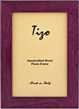 Tizo Deep Light Purple Wood Picture Frame 8 x 10 Inch MPN: 280PUR-80