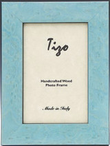Tizo Pure Baby Blue Wooden Picture Frame 8 x 10 Inch MPN: 340BBL-80