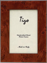 Tizo Pure Brown Wooden Picture Frame Double Horizontal 4 x 6 Inch MPN: 340BRN-46DH