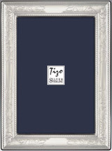 Tizo Happy Branches Sterling Silver Picture Frame 4 x 6 Inch MPN: 1801-35