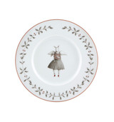 Vista Alegre Noel Bread And Butter Plate MPN: 21126881 EAN: N/A