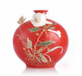 Franz Porcelain Vase Lily MPN: CP00190 UPC: 817714014373