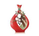 Franz Porcelain Vase Early Lilac Limited Edition MPN: FZ03333 UPC: 817714015615