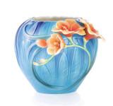 Franz Porcelain Vase Freesia MPN: FZ03356 UPC: 817714014038
