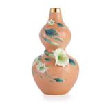 Franz Porcelain Vase Angel's Trumpet Limited Edition MPN: FZ03372 UPC: 817714014335